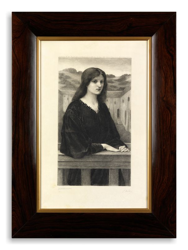 5. After Sir Edward Coley Burne-Jones (1833-1898)
