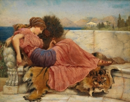 17. John William Godward, 1861-1922