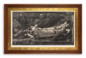 8b. After Sir Edward Coley Burne-Jones (1833-1898)