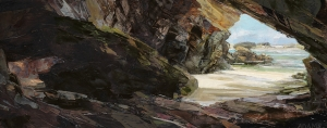 5. Chidley's Cave: study I
