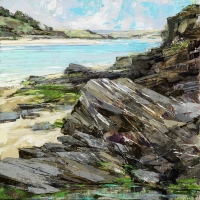 3. South to Porthilly: Spring