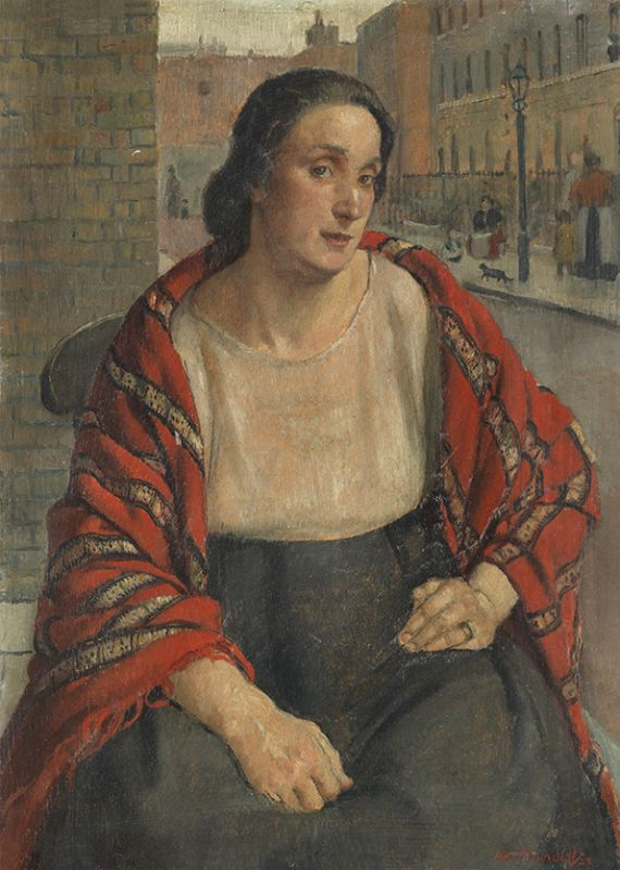 63. Nora Lucy Mowbray Cundell, 1889-1948